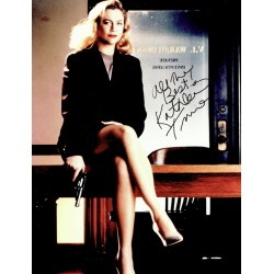Kathleen Turner  authentic genuine autograph signed photo