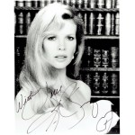 Kim Basinger signed authentic genuine signature