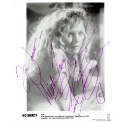Kim Basinger signed authentic genuine signature photo