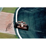 Kimi Raikkonen original authentic genuine signed photo