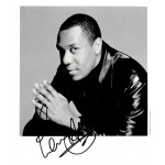 Lenny Henry  authentic genuine autograph signed photo