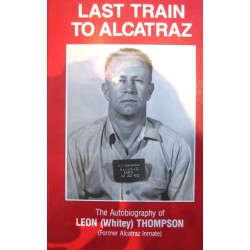 Leon (Whitey) Thompson  original authentic genuine autograph signed photo