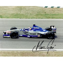 Marc. Gene genuine original authentic signed autograph photo