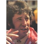Mario Andretti original authentic genuine signed autograph photo