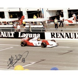 Mark Blundell genuine original authentic signed autograph photo