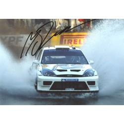 Marko Martin original authentic genuine signed autograph photo