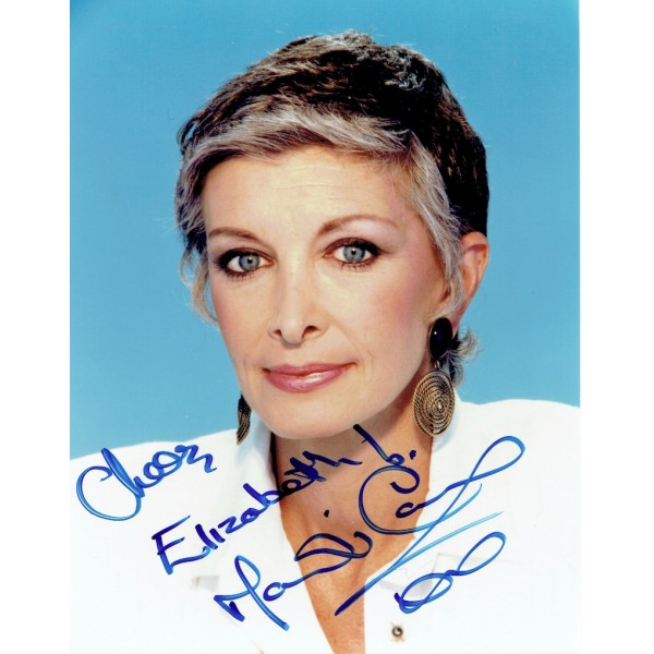 Marti Caine  original authentic genuine autograph signed photo