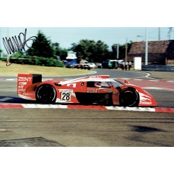 Martin Brundle  genuine signed original autograph photo