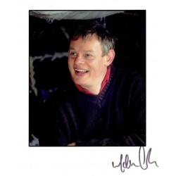 Martin Clunes original authentic genuine signed photo