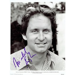 Michael Douglas  authentic genuine autograph signed photo