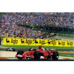 Michael Schumacher genuine authentic signed autograph signatures photo
