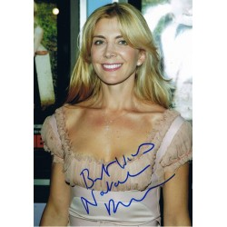 Natasha Richardson signed authentic genuine signature