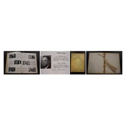 Neil Armstrong authentic signed autograph signatures