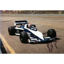 Nelson Piquet  genuine signed original autograph photo