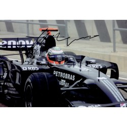 Nico Hulkenberg signed authentic genuine signature