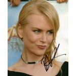 Nicole Kidman  authentic genuine autograph signed photo