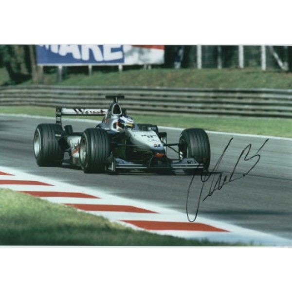 Olivier Panis  genuine signed original autograph photo