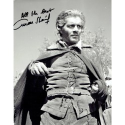 Omar Sharif original authentic genuine signed photo