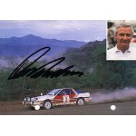 Ove Andersson  genuine signed original autograph photo