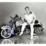 Pat Boone  original authentic genuine autograph signed photo