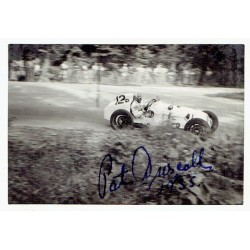 Pat Driscoll genuine original authentic signed autograph photo
