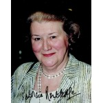 Patricia Routledge  authentic genuine autograph signed photo
