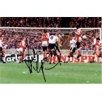 Paul  Gascoigne original authentic genuine signed photo