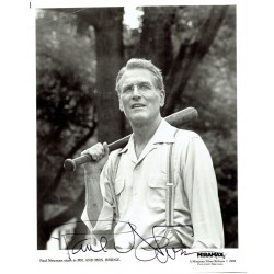 Paul Newman  authentic genuine autograph signed photo