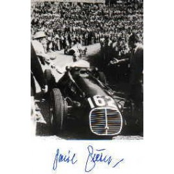 Paul Pietsch  genuine signed authentic autograph photo