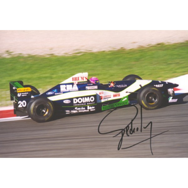 Pedro Lamy genuine original authentic signed autograph photo