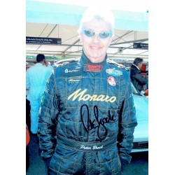 Peter Brock  original authentic genuine autograph signed photo