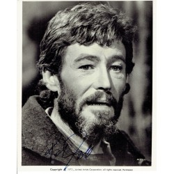 Peter O`Toole signed authentic genuine signature