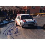 Petter Solberg genuine original authentic signed autograph photo