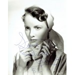 Petula Clark  authentic genuine autograph signed photo