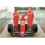 Piero Ferrari genuine authentic signed autograph signatures