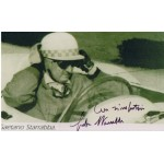 Prince Gaetano Starrabba signed authentic genuine signature