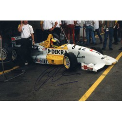 Ralf Schumacher genuine original authentic signed autograph photo
