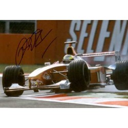 Ralf Schumacher  genuine signed original autograph photo