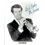 Ray Anthony  original authentic genuine autograph signed photo