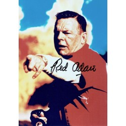 Red Adair authentic signed genuine signature