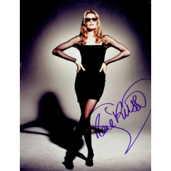 Rene Russo original authentic genuine autograph signed photo