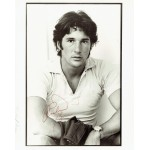 Richard Gere original authentic genuine signed photo