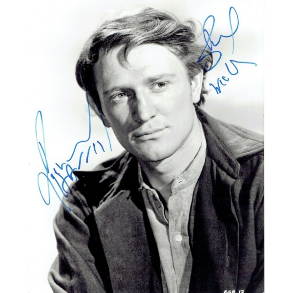 Richard Harris  original authentic genuine autograph signed photo