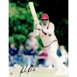 Richie Richardson original authentic genuine signed photo