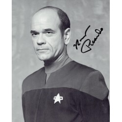 Robert Picardo  original authentic genuine autograph signed photo