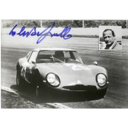 Roberto Bussinello genuine original authentic signed autograph photo