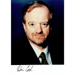 Robin Cook  original authentic genuine autograph signed photo