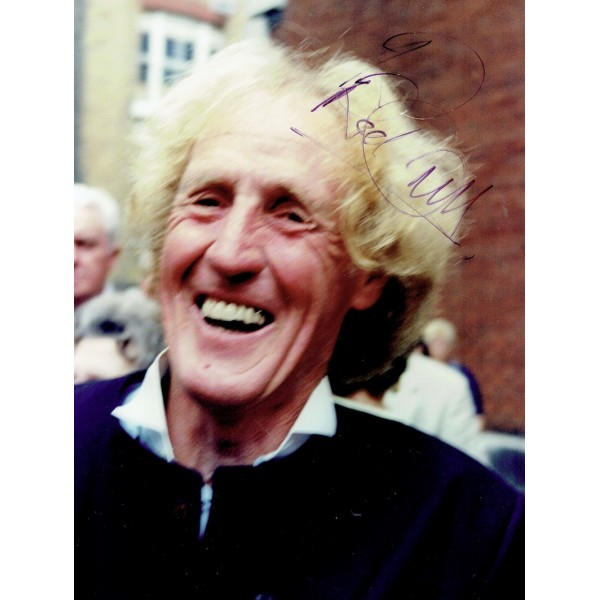 Rod Hull  original authentic genuine autograph signed photo