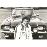 Rolf Stommelen genuine original authentic signed autograph photo