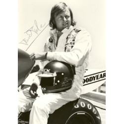 Ronnie Peterson genuine authentic signed autograph signatures photo